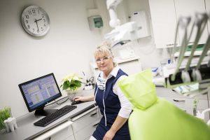 Jaana Sandström-Karhu, Ikiomahammas hammaslääkärikeskus, Mikkeli