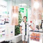 Näin rakentui uusi apteekki tyhjään liiketilaan Lappeenrannassa