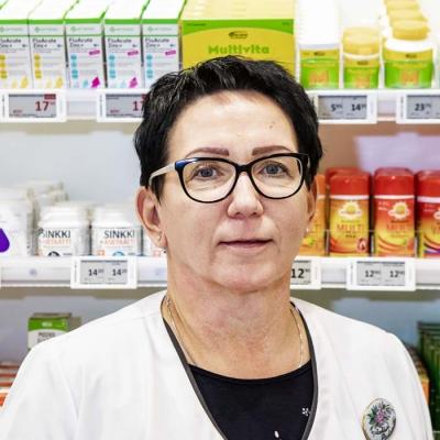 Räätälöity koulutus auttaa kehittämään samalla myös apteekkia.