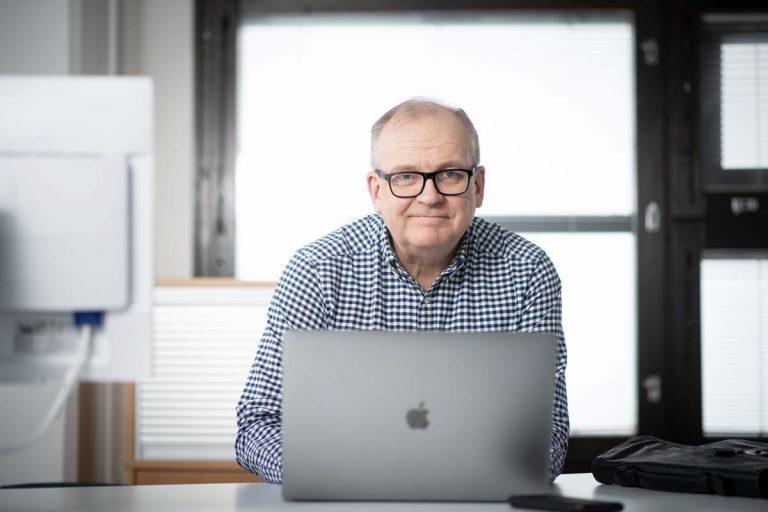 Antti Timonen Receptum Software