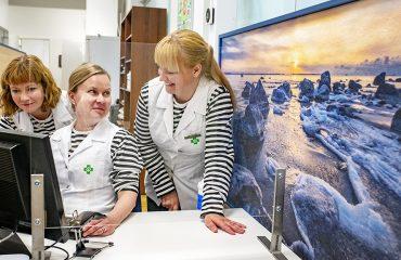 Tervahovin apteekki, Anu Nissilä, Receptum