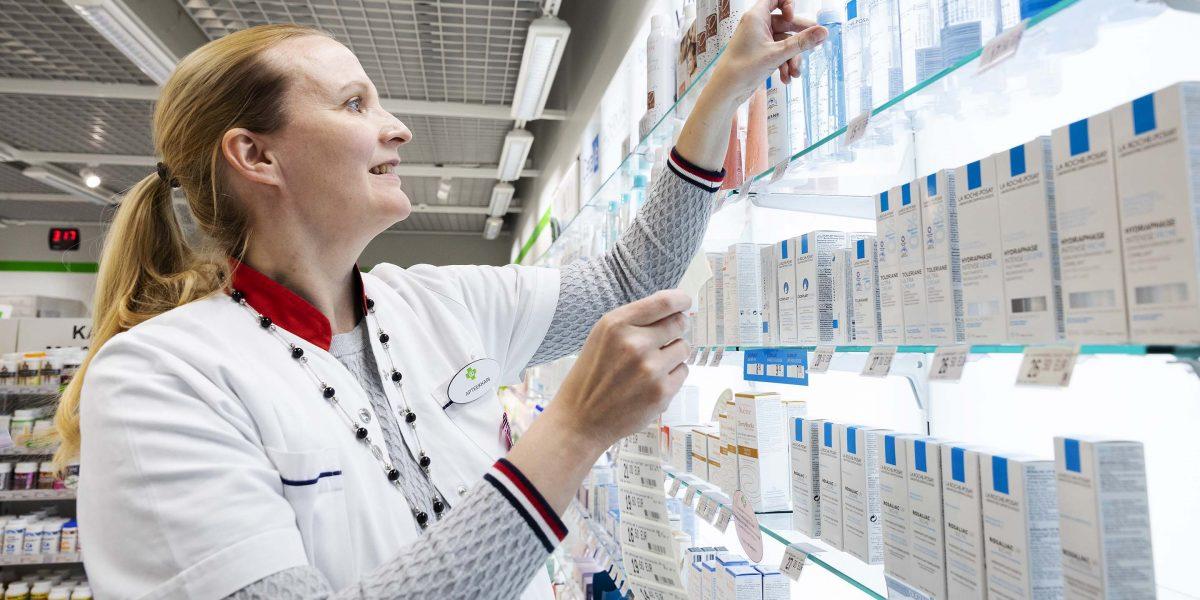 Oulunsalon apteekki ja hinnoittelukertoimet